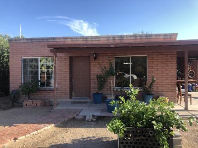 Tucson AZ Single Family Home For Sale: $179,993