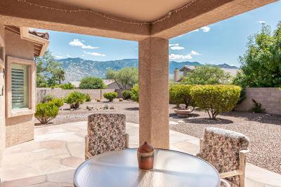 Tucson AZ Single Family Home For Sale: $297,000