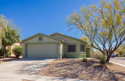 Tucson AZ Single Family Home For Sale: $215,000