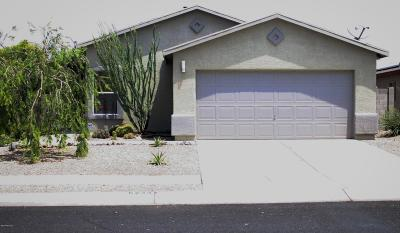 Tucson Single Family Home For Sale: 5233 S Via Laguna Blanca