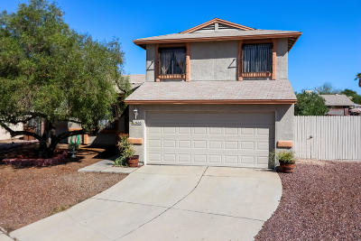 Tucson Single Family Home For Sale: 2600 W Flamebrook Road