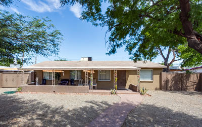 Tucson Single Family Home For Sale: 750 W Calle Ramona