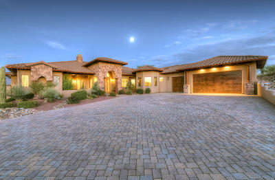 Vail Single Family Home For Sale: 15656 E Tumbling Q Ranch Place