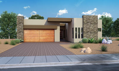Oro Valley Single Family Home Active Contingent: 14223 E Rock Haven Pl.