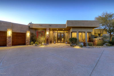 Oro Valley Single Family Home For Sale: 14231 Giant Saguaro Place