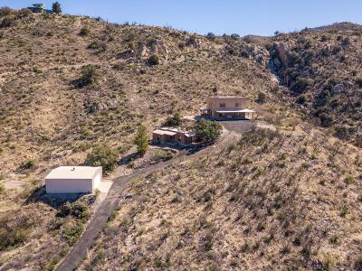 Vail Single Family Home For Sale: 19395 S Sonoita Highway