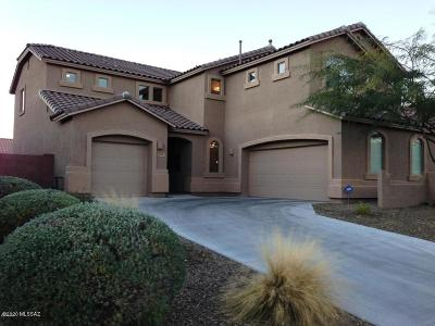 Oro Valley Single Family Home For Sale: 659 W Sonatina Lane