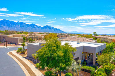Oro Valley Single Family Home For Sale: 13861 N Topflite Drive