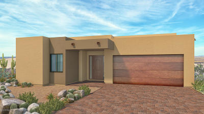Tucson Single Family Home For Sale: 5059 N Wild Life Drive
