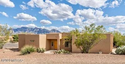 Oro Valley Single Family Home For Sale: 935 W Placita Luna Bonita