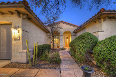Oro Valley Single Family Home For Sale: 12740 N Morgan Ranch Road