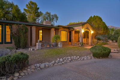 Tucson Single Family Home Active Contingent: 333 E Florence Road