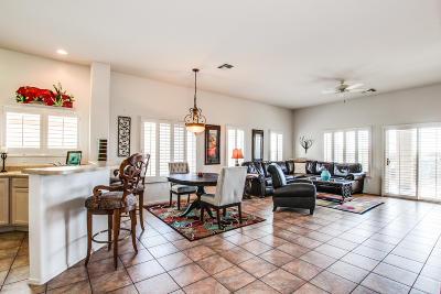 Marana Single Family Home For Sale: 5375 W Winding Desert Drive