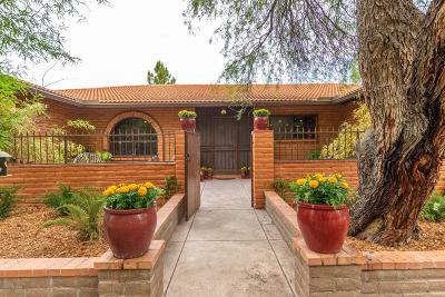 Tucson Single Family Home For Sale: 1660 N King Street