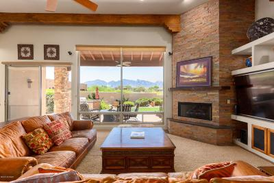Oro Valley Single Family Home Active Contingent: 768 W Sedona Ridge Place