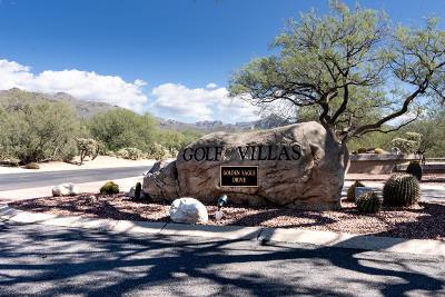 Tucson Townhouse Active Contingent: 6091 N Golden Eagle Drive