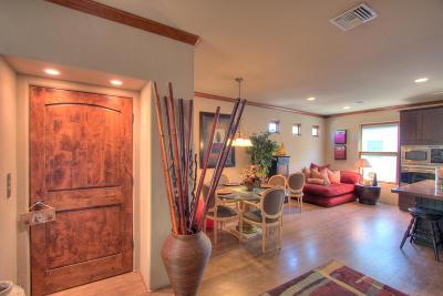 Tucson Townhouse For Sale: 2453 E Blue Diamond Drive