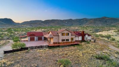 Vail Single Family Home For Sale: 18701 S Sonoita Highway