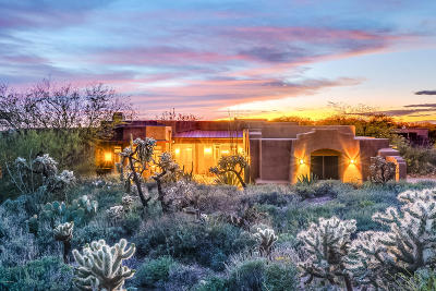 Oro Valley Single Family Home For Sale: 12093 N Red Mountain Drive