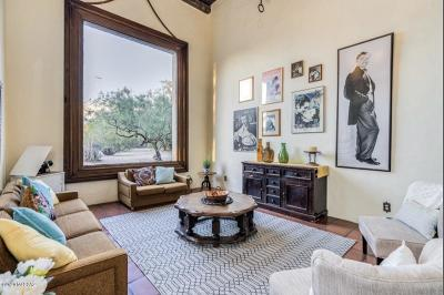 Tucson Single Family Home Active Contingent: 2324 N Madelyn Circle