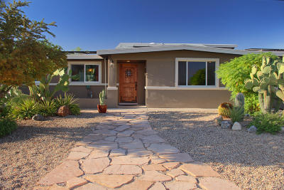 Oro Valley Single Family Home Active Contingent: 9421 N Raleigh Place