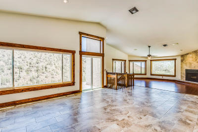 Tucson Single Family Home For Sale: 4360 N Summer Set Drive