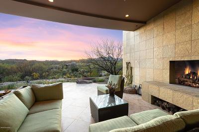 Oro Valley Single Family Home For Sale: 525 E Crescent Moon Drive