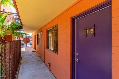 Tucson Condo For Sale: 55 N Cherry Avenue #105
