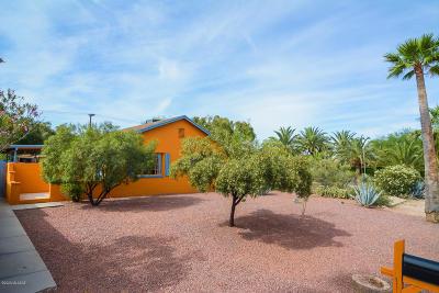 Tucson Single Family Home For Sale: 1722 E Copper Street