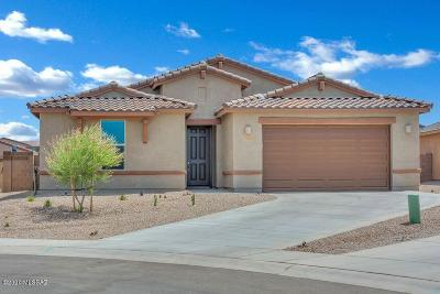 Marana Single Family Home Active Contingent: 12410 N Stainsbury Place