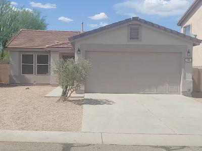 Sahuarita Single Family Home Active Contingent: 123 E Oracle Oak Street