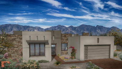 Oro Valley Single Family Home For Sale: 14221 N Hidden Enclave Place #Lot 6