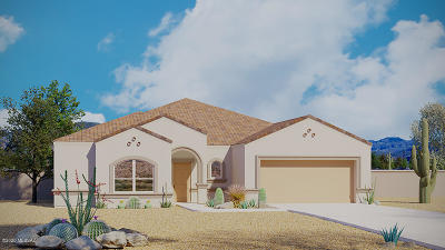 Marana Single Family Home For Sale: 8867 W Blakebrook Road