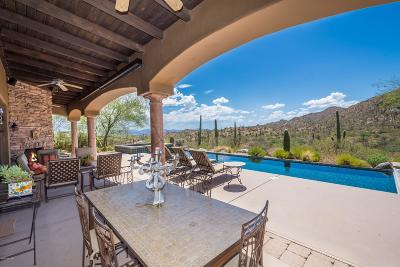 Oro Valley Single Family Home For Sale: 14533 N Granite Peak Place