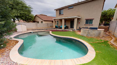 Sahuarita Single Family Home For Sale: 84 W Calle Priscal
