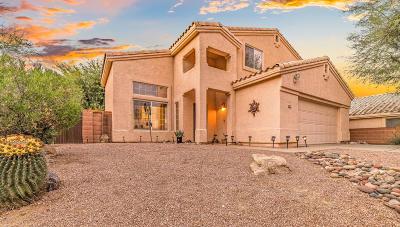 Oro Valley Single Family Home For Sale: 1080 W Possum Creek Lane