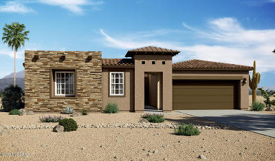 Marana Single Family Home For Sale: 7048 W Foothills Acacia Place
