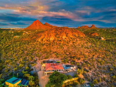 Tucson Single Family Home For Sale: 4485 W Louisiana Street
