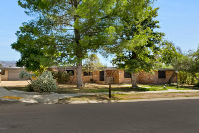 Tucson Single Family Home Active Contingent: 8845 E 3rd Street