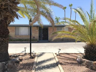 Tucson Single Family Home Active Contingent: 5730 E 14th Street