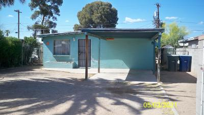Tucson Single Family Home For Sale: 3745 E Shepherd Place