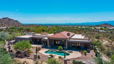Marana Single Family Home For Sale: 4918 W Dove Nest Place