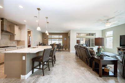 Marana Single Family Home For Sale: 13988 N Del Webb Trail