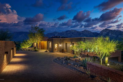 Oro Valley Single Family Home Active Contingent: 11136 N Calamondin Place