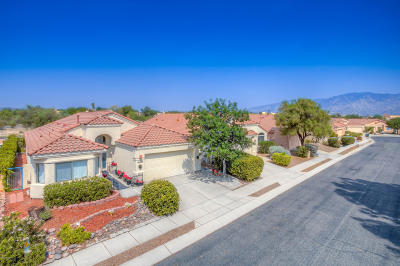 Oro Valley Single Family Home For Sale: 1526 W Sand Pebble Drive