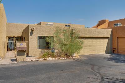 Tucson Townhouse For Sale: 840 E Placita Del Mirador