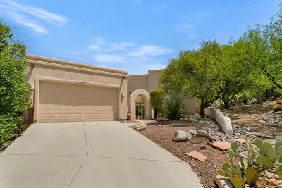 Oro Valley Single Family Home For Sale: 9801 N Ridge Shadow Place