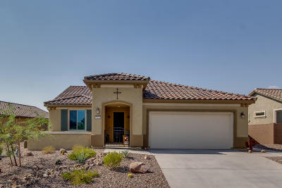 Marana Single Family Home For Sale: 7034 W Kanab Creek Trail