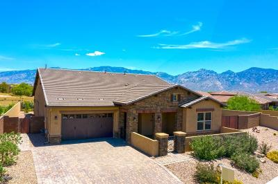 Oro Valley Single Family Home Active Contingent: 13262 N Amberwing Place