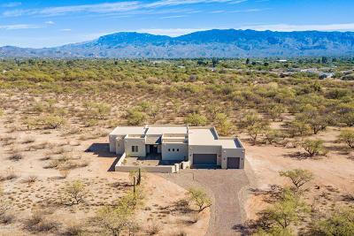 Tucson Single Family Home For Sale: 2740 N Avenida Del Conejo